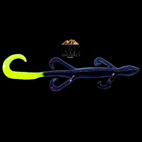 "Lizard 8"" RR Lures"