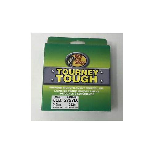Bass Pro Shops Tourney Tough Monofilamento