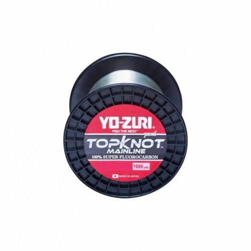 Topknot Mainline Yo-Zuri 100% Fluorocarbon 1000yds