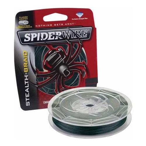 spider wire stealth braid 125 yds